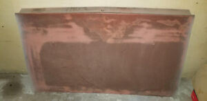 71 Charger trunk lid