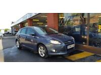 2013 FORD FOCUS 1.6 TDCi Zetec ECOnetic 76mpg Free Road Tax