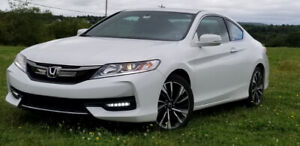 2017 Honda Accord 2 Dr. Coupe.  Reduced $2500