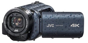 4K!! JVC Camera video Everio Waterproof!!! rabais > 400$!!!!!