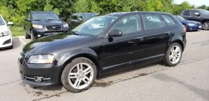 2011 Audi A3 PREMIUM Hatchback * 5 SPEED MANUAL, LOADED *