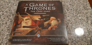 Game of Thrones board game, never used, in original package!