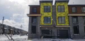 Brand new 4 bedroom townhouses in the beautiful area of Bedford!