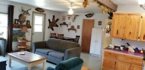 SALE   PENDING2 BEDROOM HOME,COTTAGE,HUNTING CAMP WITH 2.5 ACRES