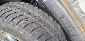 Pneu hiver 225-65-17 Michelin mag Ford Escape