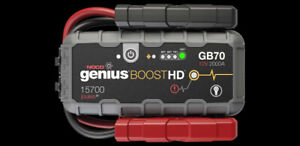 NOCO GB70 Boost HD 2000A UltraSafe Lithium Jump Starter
