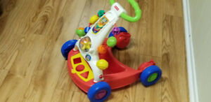 Stroll & Discover Activity Walker -FisherPrice