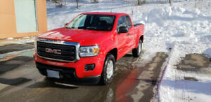 Lease Takeover with Cash Incentive - 2018 GMC Canyon 4WD Ext Cab