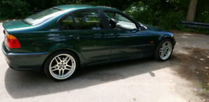 Bmw 1999 E46 323i with 190,000 km only!!