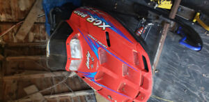 (REDUCED)Great snowmobile deal (Priced for quick sale)