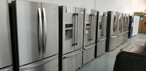 Fridge, Range, Dishwasher Scratch & Dent Appliances NO TAX sale