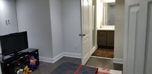 Separate Basement bedroom for rent (Females only)