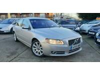 2010 Volvo S80 2.4 D Geartronic*Leather*Heated Seats*Spare Key*Xenon Lights