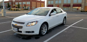 2011 Malibu LTZ - 2.4 Litre -Leather Interior