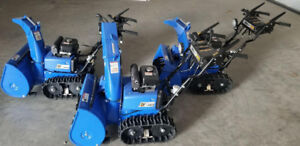 Yamaha Snowblowers in Stock Now! - Don't Pay HONDA Prices!