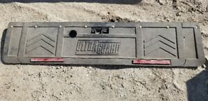 Trailer Bumper Hitch Rubber flap