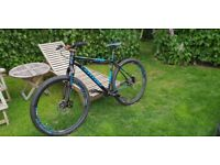 Cannondale trail single speed