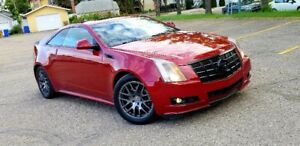 2014 Cadillac CTS Premium Trim Package Coupe (2 Door)