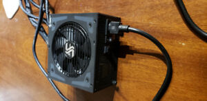 Seasonic 80+ Platinum 750 watt power supply