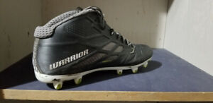 Warrior Cleats size 11