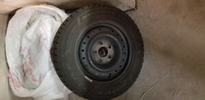 195/65 R15 Goodyear Nordic tires