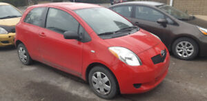 $2200 toyota yaris  on condition,good condition, base model.