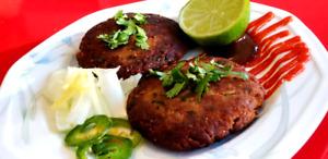 Homemade Pakistani food