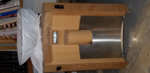 Brand new mill and flaker make your own flours and cereals.