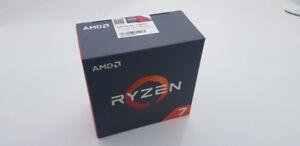 AMD Ryzen 7 1800x - gaming CPU 8 cores 16 threads - sealed box