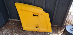 WANTED Engine side covers JCB Backhoe