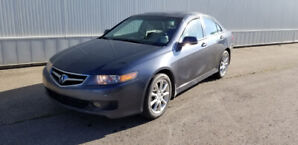 2006 ACURA TSX 6 SPEED MANUAL ......CELL 780-235-6830