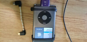ipod classic7 160gb+ Sony PHA1+ADLcable + L2cable