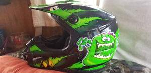 Youth helment