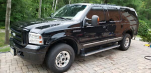 2005 Ford Excursion Limited SUV, 4X4 Fully Loaded