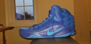 Nike Zoom HyperDunks All Blue ** US size 13**
