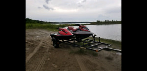 Seadoo RXT215HP and 2007 3D DI the perfect pair
