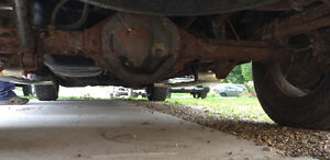 Rear End Axle Diff Assebly 2002 Dodge Ram 1500 2WD 3.55