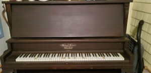 Antique Haines Piano Free for the taking