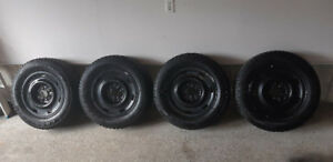 NEW Good Year Eagle Ultra Grip Directional 225/60/16 on Rims