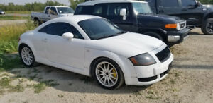 2001 Audi TT AWD-LEATHER-ALLOYS-LOADED Coupe (2 door)