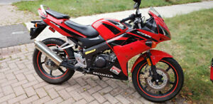 Honda CBR 125 2008 Moslw in very good Condition only $1500.00