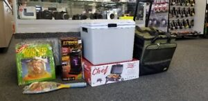Camping Supplies at AMAZING prices!!!