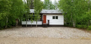 Cabin Rental, Prudens Point, Tobin Lake, Nipawin