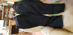 ladies jeans from rickis. 10.00 each size 16