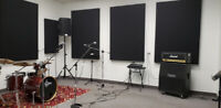 Jam Chamber Rehearsal Studio - Special - 1/2 Price Hourly Rooms
