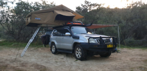 2003 Prado 120 GXL incl camping and recovery gear