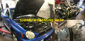 SUBARU ENGINES Low km JDM IMPORTED