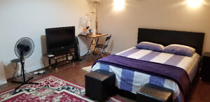 Furnished Executive room at Markham Rd and Steeles Ave