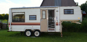 Terry Resort 5th wheel trailer for sale