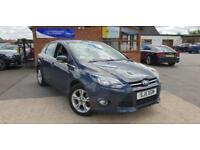 2011 Ford Focus 1.6 TI-VCT ( 125ps ) Zetec MANUAL FULL SERVICE HISTORY